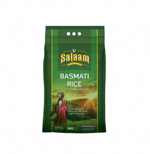 Salaam Basmati Rice | Buy Online at the Asian Cookshop